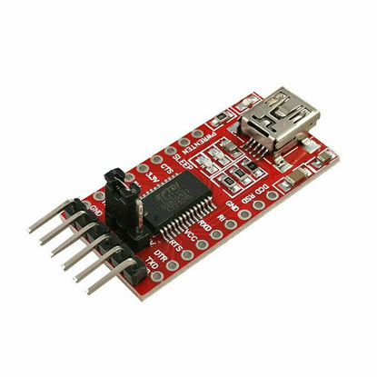 Telemetry2U FTDI USB to TTL Converter Module
