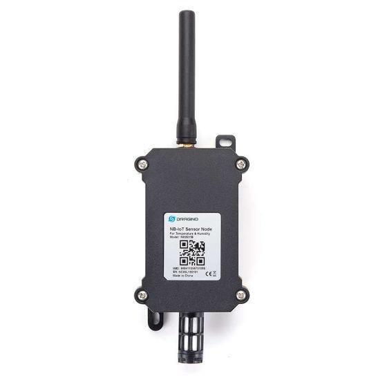 Dragino LSN50V2-S31B LoRaWAN Temperature and Humidity Sensor - Front View